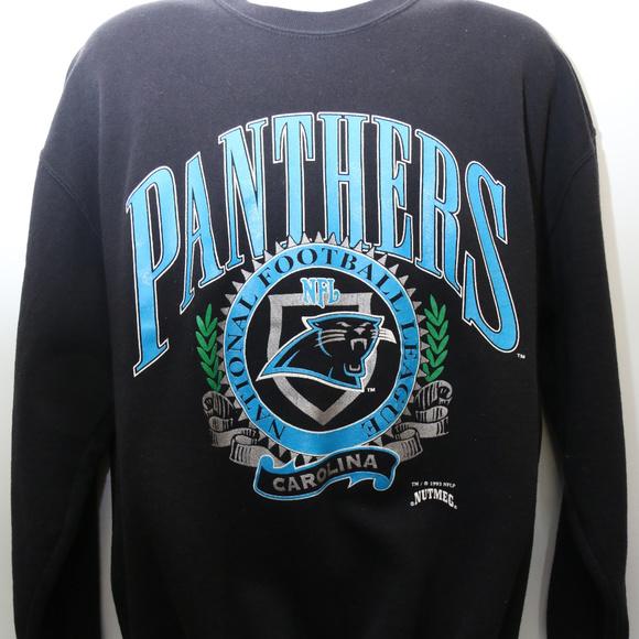 d6de8fdf Nutmeg Shirts | 1993 Vintage Carolina Panthers Sweatshirt | Poshmark